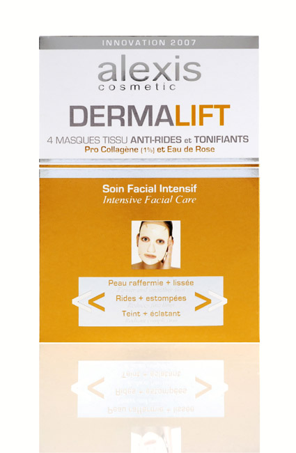 Dermlaift Tonify Facial Mask (Dermlaift Tonify маска)