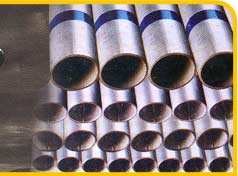 Galvanized Iron Pipes (Оцинкованные железные трубы)