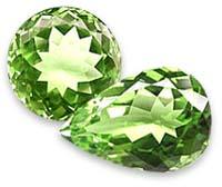 Peridot Cut Stone (Peridot Cut Stone)