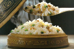 Long Grain White Rice (Riz blanc à grains longs)