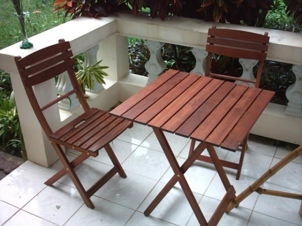 Outdoor Furniture (Мебель для улицы)