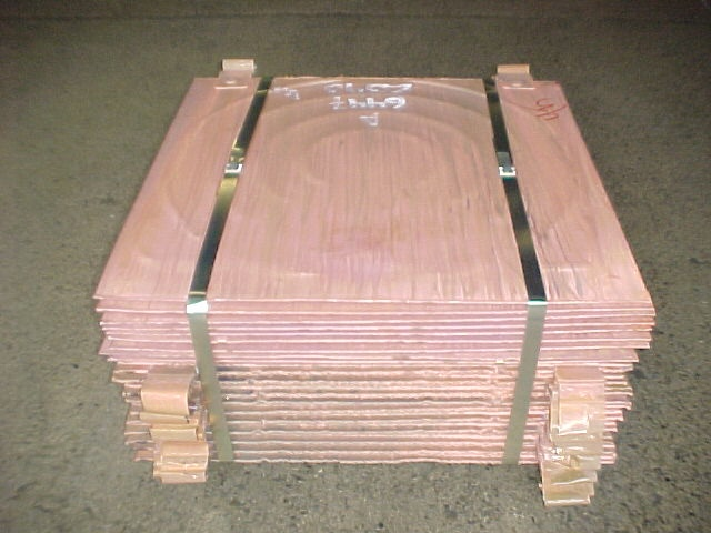 Copper Cathode (Kupfer Cathode)
