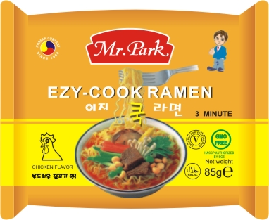 [Mr. Park] Instant Noodle 85g - Chicken