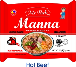 [Mr. Park] Manna Korean Ramen 85g
