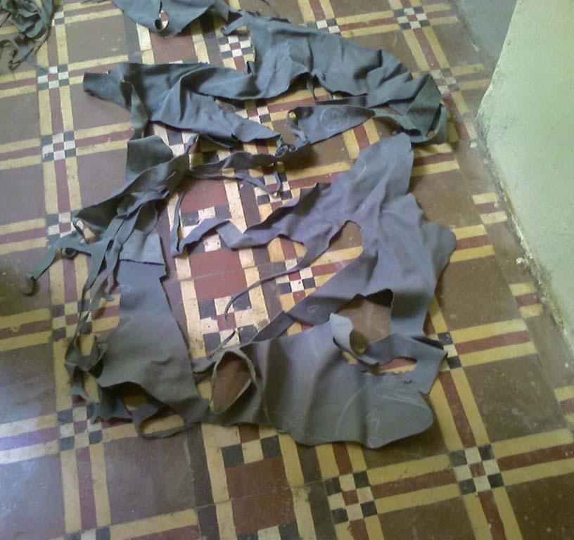Leather Scraps (Кожа Scraps)