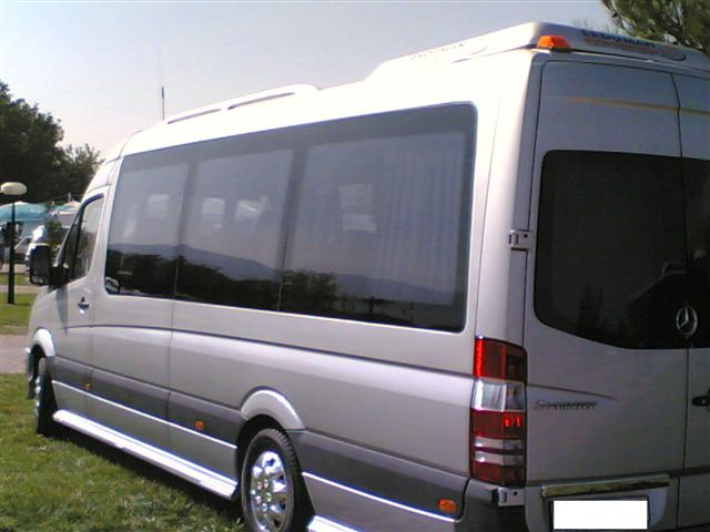 New Model MB Sprinter 515 (Новые модели MB Sprinter 515)
