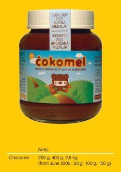 Honey With Added Real Chocolate (Мед с добавлением настоящего шоколада)