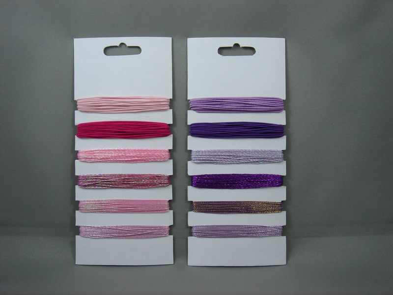 6 Colors Printing Card Thread (6 цветов Печать карты Thread)