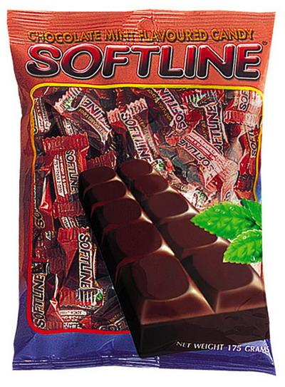 Softline Chocolate-Mint (Softline шоколад-мята)
