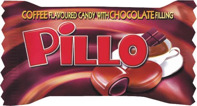 Pillo Coffee with Chocolate Filling (Pillo Кофе с шоколадной начинкой)