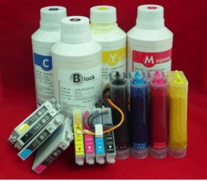Refill Ink Cartidge (Ink Refill Cartidge)