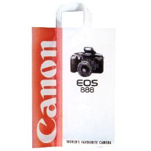 PE Soft Handle Loop Bags