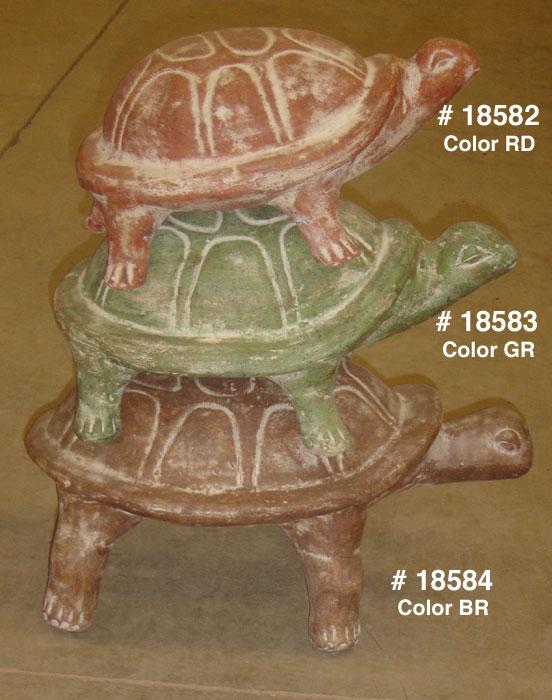 Garden Turtle (Сад черепаха)