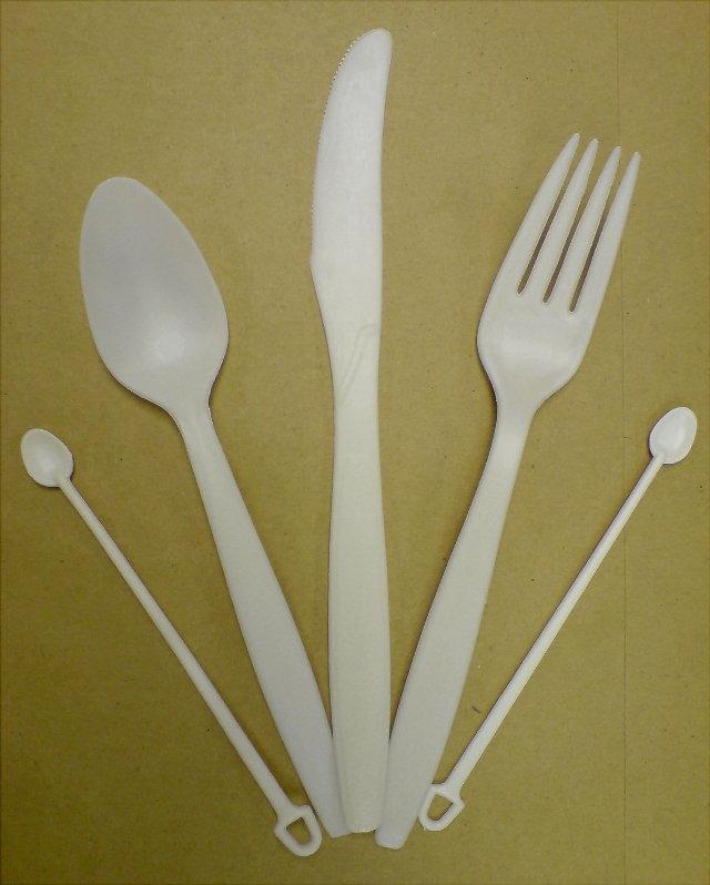 Disposable Tableware (Одноразовая посуда)