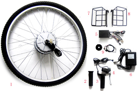 Electric Bike Conversion Kit (Electric Bike Conversion Kit)