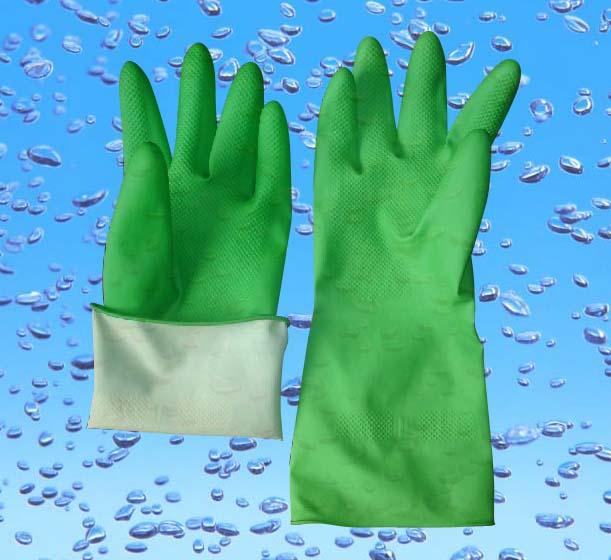 Latex Household Gloves (Латекс Хозяйственные перчатки)