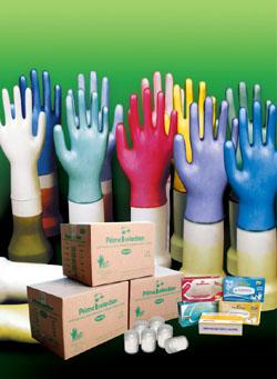 PVC Gloves (Перчатки ПВХ)