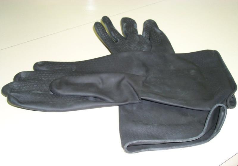 Latex Industrial Gloves (Латексные перчатки Промышленное)