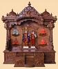 Indian Hand Carve Home Temple (Mandir / Altar) Furniture (Индийская Рука Carve главный храм (Мандир / алтарь) Мебель)