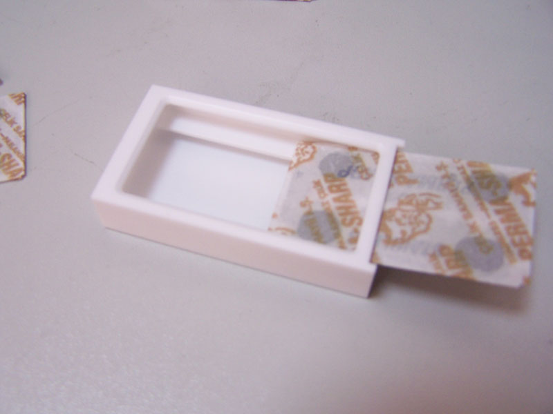Double Edges Razor Blades (Cards Perma Packing) (Double Edges Razor Blades (карты Perma упаковке))