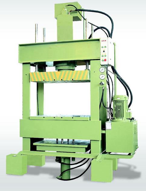 Hydraulic Deep Drawing Press (Гидравлический пресс глубокой вытяжки)