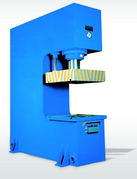 Hydraulic C-Type press 200 tons (Гидравлические C-Type пресса 200 тонн)