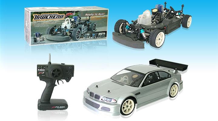 R/C Cars (R / C автомобили)