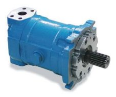 Axial Piston Motors MF 3K-10 (Осевой поршневой Motors MF 3K 0)