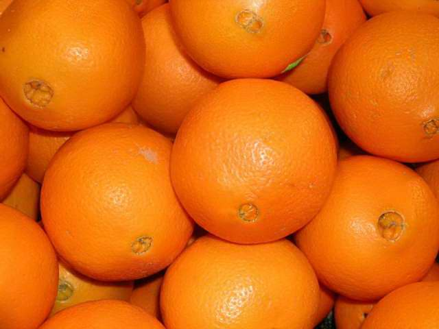 Fresh Fruit, Oranges, Mangos And Vegetables (Fruits frais, oranges, mangues et légumes)