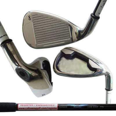 2007 X20 Irons Golf Clubs In Original Quality (2007 X20 Утюги Гольф-клубы в оригинальном качестве)
