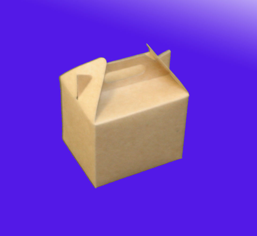Small Food Box (Small Food Box)