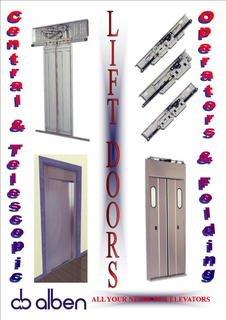 Lift Doors (Двери лифта)