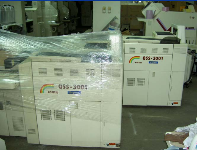 Minilab Machine (Qss3001) (Minilab Machine (Qss3001))