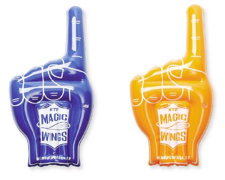 Inflatable Cheerleading Finger Stick (Надувная Черлидинг Finger Stick)