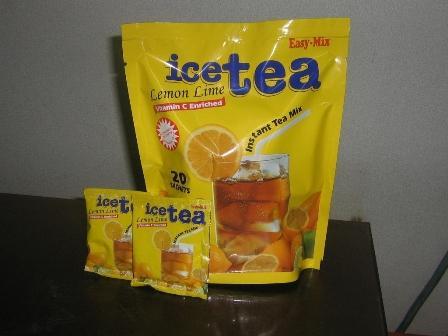 Ice Lemon Tea (Лед Лимонный чай)