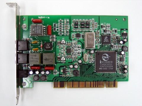 PCI ADSL Modem (PCI ADSL-модем)