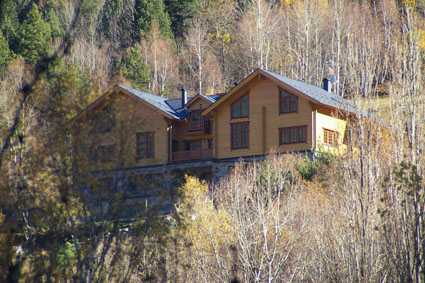 House In Andorra (Дом в Андорре)