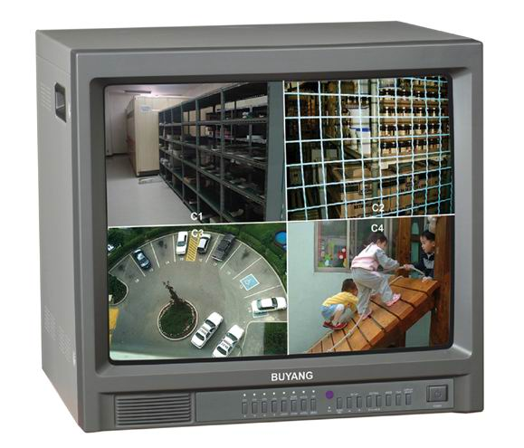DVR Monitor - BYM2104Q (DVR Monitor - BYM2104Q)