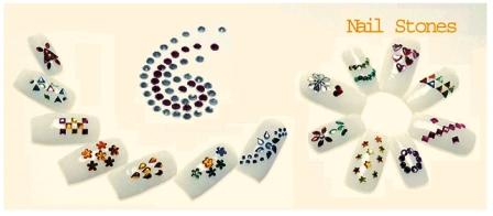 Nail Art Stones (Acrylic Rhinestone) (Nail Art Stones (acryliques Stras))