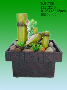 Polyresin Water Fountain, Mini Fountain (Polyrésine Fontaine D`eau, Mini  Fontaine)
