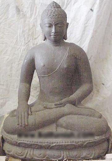Buddha Stone Statue (Каменные статуи будды)