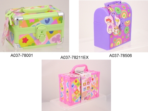 Jewelry Cases For Kid (Bijoux en cas de Kid)