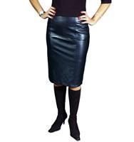 Leather Skirt (Кожа Юбка)