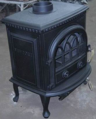 Wood-burning stove - Wikipedia, the free encyclopedia