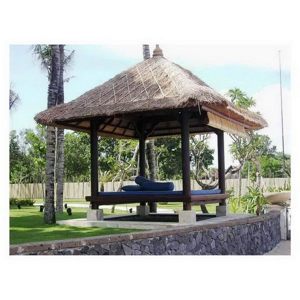 Gazebo Bali Knock Down (Gazebo Bali Knock Down)