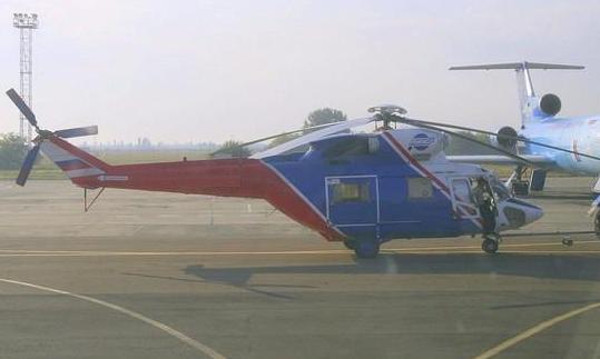 Sokol Helicopter (Сокол Вертолеты)