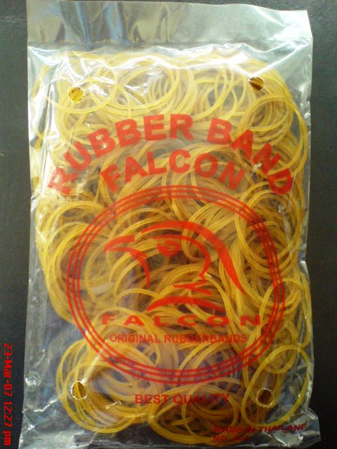 100 % Natural Golden Yellow Rubber Bands ( 100 % Natural Golden Yellow Rubber Bands)