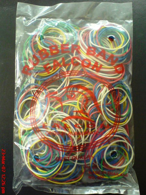 70 % Assorted Colors Rubber Bands ( 70 % Assorted Colors Rubber Bands)