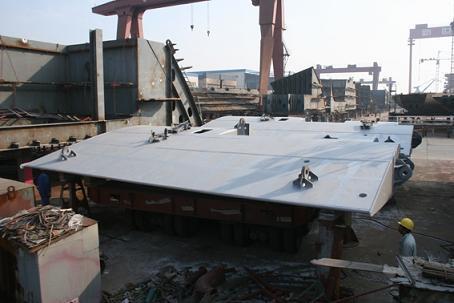 Rudder System, Rudder Blade, Rudder Stock, Rudder Carrier (Система управления рулем направления, руль Blade, баллером, Руддер Перевозчика)