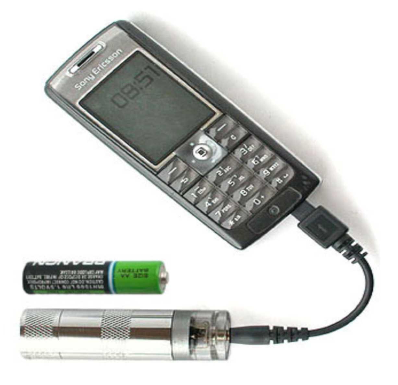 Mobile Phone Charger (Мобильный телефон зарядного)